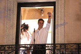 """Puig y Sánchez hablan por teléfono en un """"buen tono"""" y """"absolutamente cordial"""" tras la victoria en las primarias"""