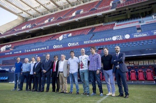 Acuerdo entre Xota y Osasuna para jugar en LNFS
