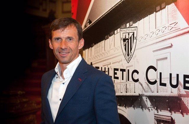 El Nuevo Entrenador Del Athletic Club, José Ángel Ziganda
