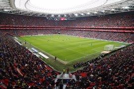 San Mamés no acogerá un partido de la selección española