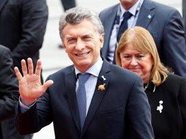 """Macri cancela su agenda en Ecuador tras sufrir """"una descompensación leve"""""""