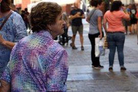 La pensión media de jubilación en Baleares es la sexta más baja del Estado