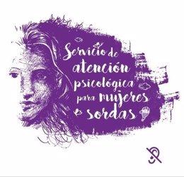 Imagen del servicio de atención del IAMa mujeres sordas