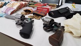Detenido al atracador de siete sucursales bancarias en Alicante y Murcia buscado desde 2013