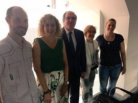 Gabilondo, Ruiz-Huerta y Zaida Cantera, entre los asistentes al Pleno de estado de la Ciudad