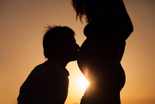 Pareja, padres, paternindad, embarazo