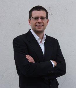 Javier Puerto, concejal de Cs en Peñafiel.