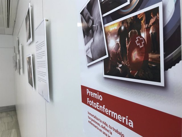 Hospital Santa Creu i Sant Pau Barcelona acogerá imágenes de 'FotoEnfermería'