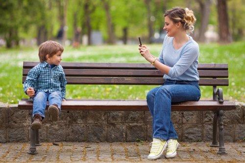 Muchos padres olvidan los límites de internet
