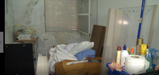 Dependencias del centro de menores de Monteolivete que se cerrará
