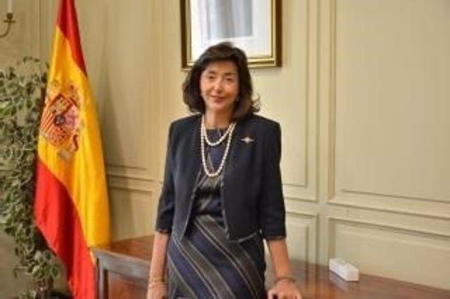 La magistrada Concepción Espejel