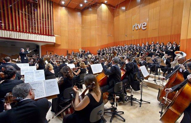Orquesta y Coro de RTVE