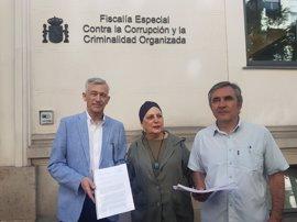 La oposición registra en Anticorrupción una ampliación de denuncia con nuevos datos de la compra de Emissao e Inassa