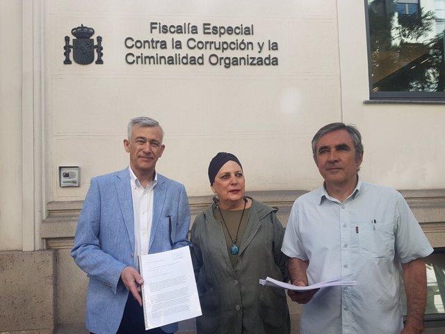 Oposición amplía la denuncia ante la Fiscalía Anticorrupción