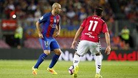 """Ibai Gómez: """"No quería encontrarme al Barça pero es una oportunidad de ganar"""""""