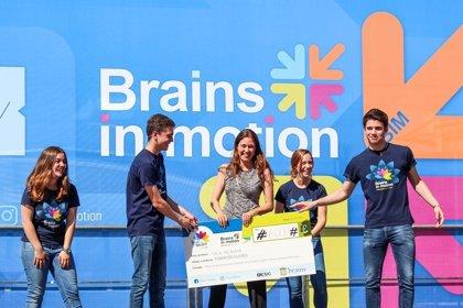 Más de 20 adolescentes recaudan 6.000 euros para mejorar la UCI Infantil del Hospital Niño Jesús
