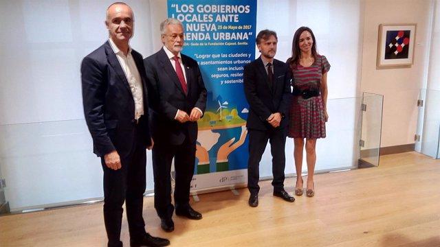 Jornada 'Los gobiernos locales ante la la nueva Agenda Urbana Mundial'