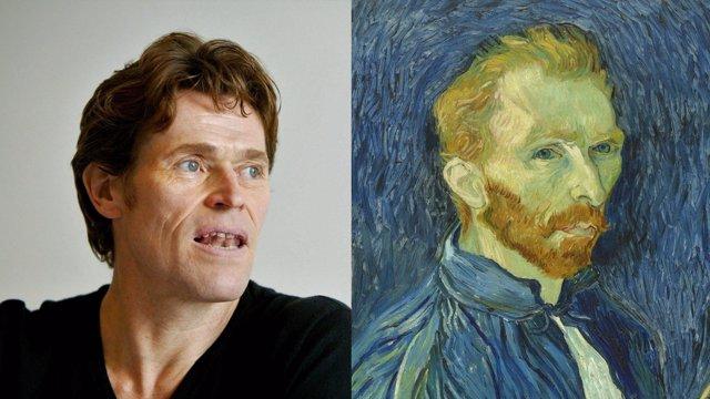 Willem Dafoe, Van Gogh