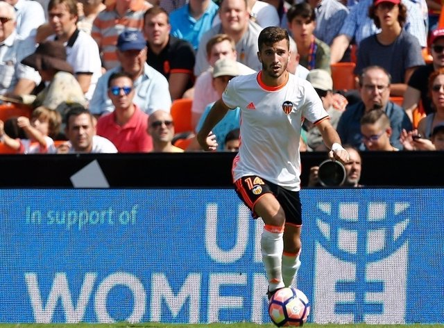 Gayá (Valencia FC)