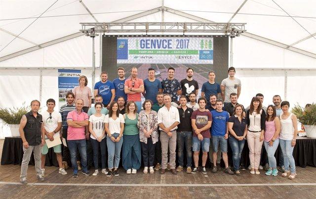 Participantes en el el curso de incorporación al sector agrario y ganadero