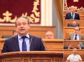 Cortes rechazan la idea del PP de bajar ciertos tributos pero Junta abre la puerta a estudiar la propuesta