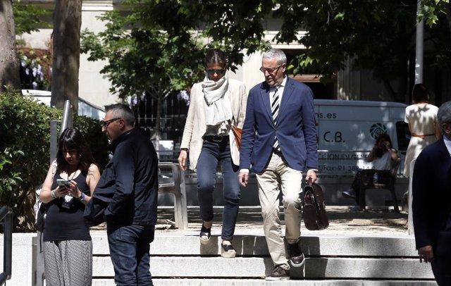 La esposa de Oriol Pujol, Anna Vidal, citada a declara en la Audiencia Nacional