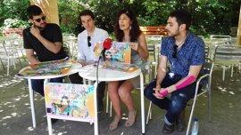 Fetén Fetén, en sesión matinal, The Levitants, Biznaga y Mourn, protagonizarán el festival Verál el 17 de junio