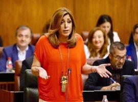 Díaz pide consenso sobre reforma electoral y aforamientos y espera que se impulsen a nivel nacional