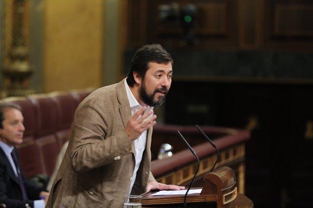 Antón Gómez Reino, de En Marea