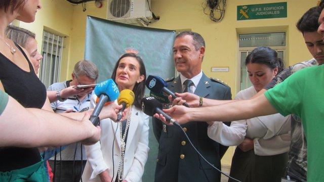 La subdelegada del Gobierno en Huelva, Asunción Grávalos.