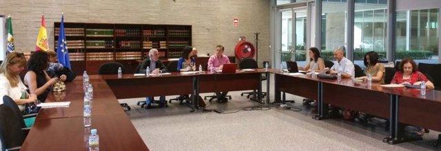 Reunión de la Comisión de Absentismo de la Junta