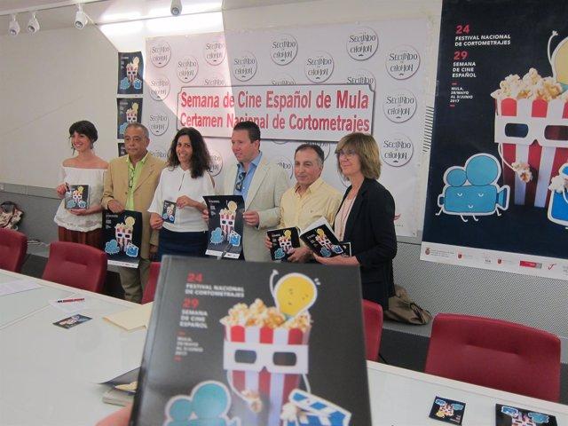 Imagen De La Presentación De La Semana De Cine Español De Mula
