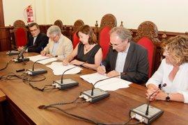 Govern y Ayuntamiento firman el convenio para construir un nuevo CEIP en Alcúdia