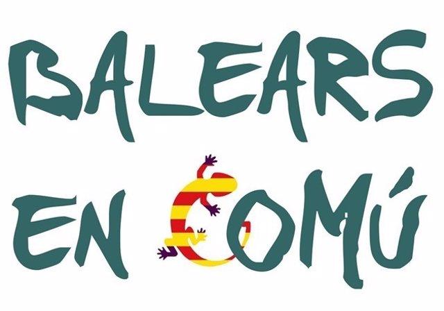 Logo de Balears en comú