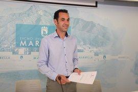 El equipo de gobierno de Marbella propone crear una empresa municipal para gestionar los servicios de movilidad