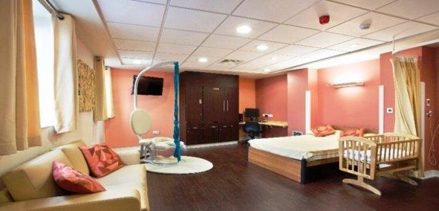 El Hospital de Martorell abrirá una casa de partos gestionada por comadronas