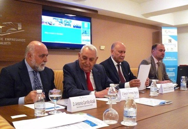 CEA da a conocer las oportunidades de negocio en Serbia.