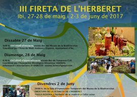 Ibi (Alicante) pone en marcha la tercera Fireta de l'Herberet