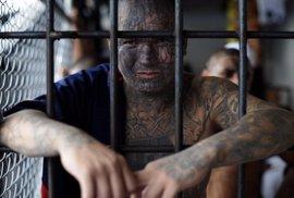 Casi 400 años de cárcel para siete pandilleros en El Salvador
