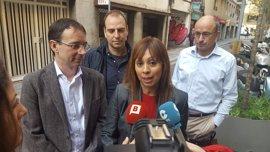 Cs de Barcelona critica a Colau por desoír a usuarios de bus con diversidad funcional en Sant Martí