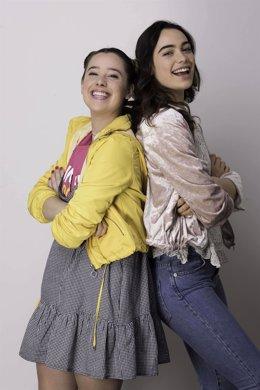 Coco y Lana Disney Channel