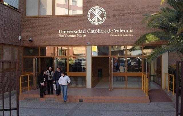 Campus de Godella de la UCV