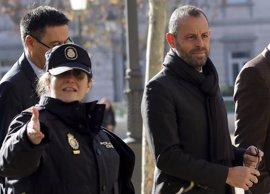 La juez decreta prisión incondicional para Sandro Rosell y su presunto testaferro
