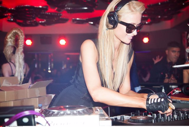 Paris Hilton/ Cordon Press