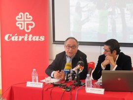 El 34,41% de las personas atendidas por Cáritas en 2016 se inserta en el mercado laboral