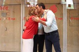 Sánchez no impulsará una candidatura que dispute a Susana Díaz el liderazgo del PSOE andaluz