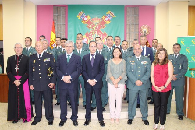 Rdo. Nota De Prensa Guardia Civil (Acto 173 Aniversario Fundacion Guardia Civil)