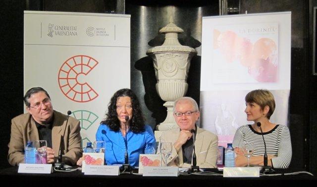 Presentación De 'Dorinda' De Harmonia Del Parnàs