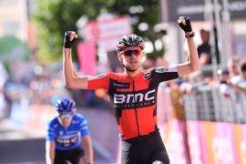 Van Garderen se estrena en el Giro ante Landa