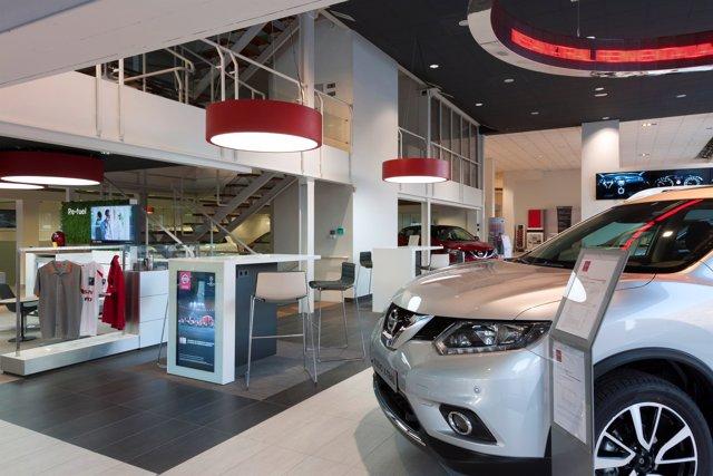 Repuestos Pérez, concesionario oficial Nissan en La Rioja